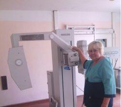 Рентгендіагностичний кабінет