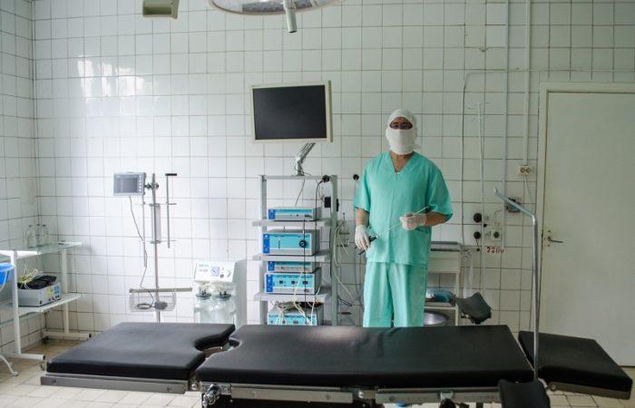 Операційна для проведення планових операцій